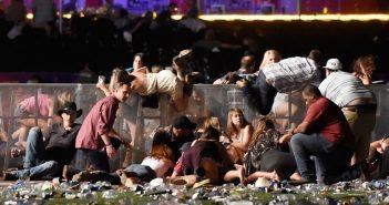 Ataque terrorista a Las Vegas USA.