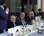 Cobertura fotográfica da posse do Dr. Quevedo como presidente do Rotary Araçoiaba