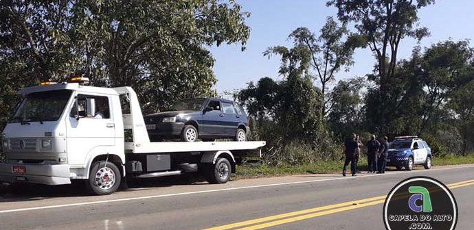 Assaltantes roubam residencia em Araçoiaba e GCM de Capela do Alto recupera carro usado no crime