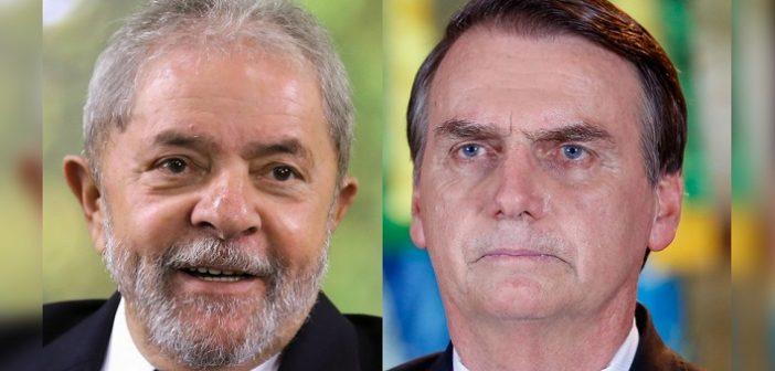 Lula x Bolsonaro – Quem venceria se as eleições fossem hoje?